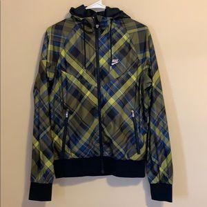 Nike Windrunner Plaid Jacket